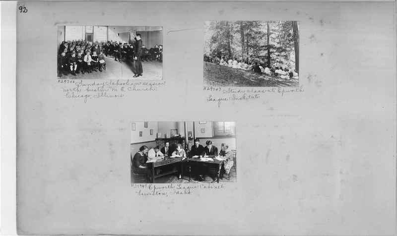 Mission Photograph Album - Cities #13 page 0092