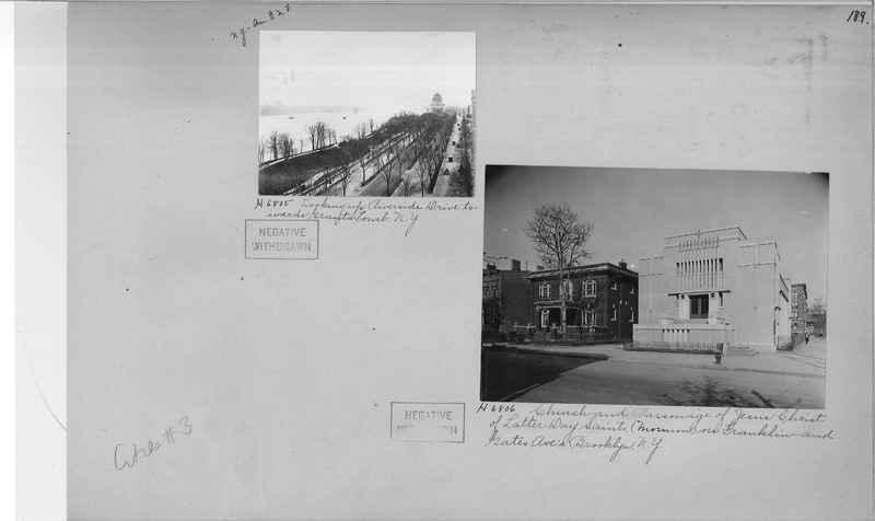 Mission Photograph Album - Cities #3 page 0189