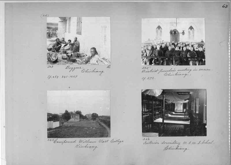 Mission Photograph Album - China #1 page  0063