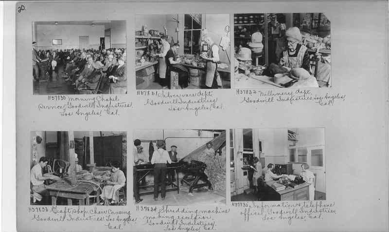 Mission Photograph Album - Cities #17 page 0020
