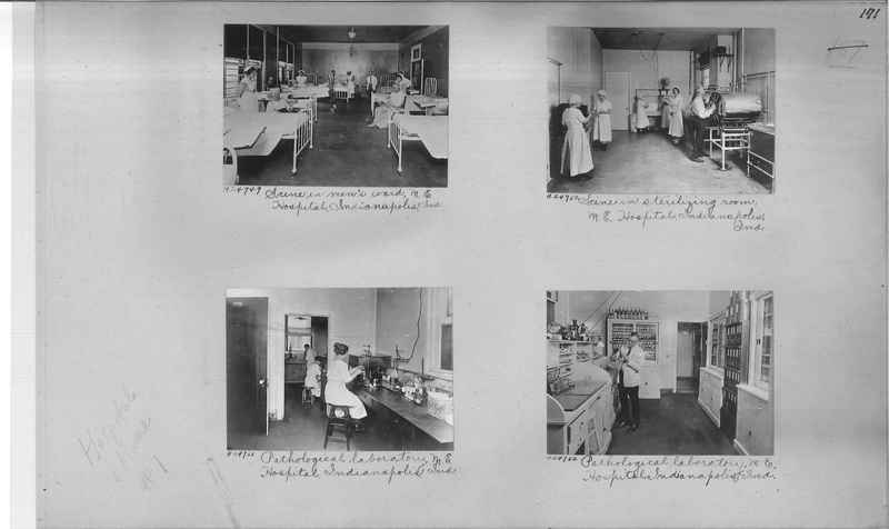 Mission Photograph Album - Hospitals and Homes #1 page 0171