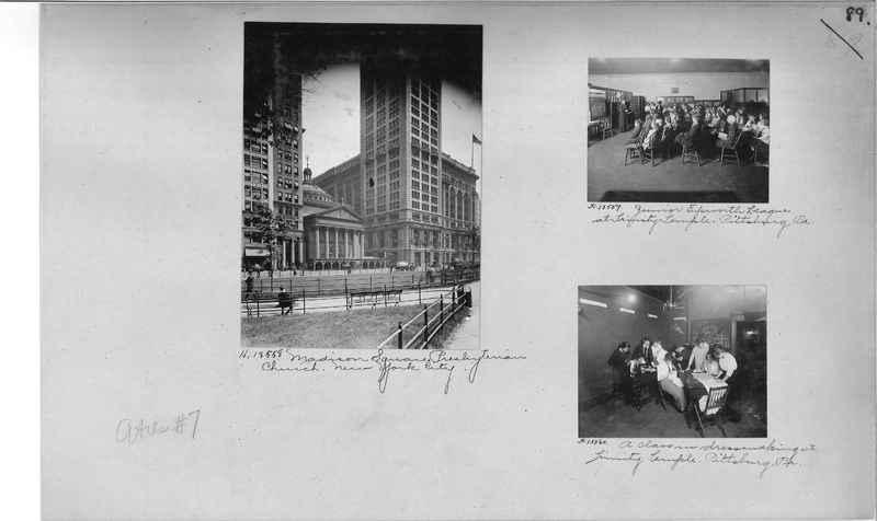 Mission Photograph Album - Cities #7 page 0089