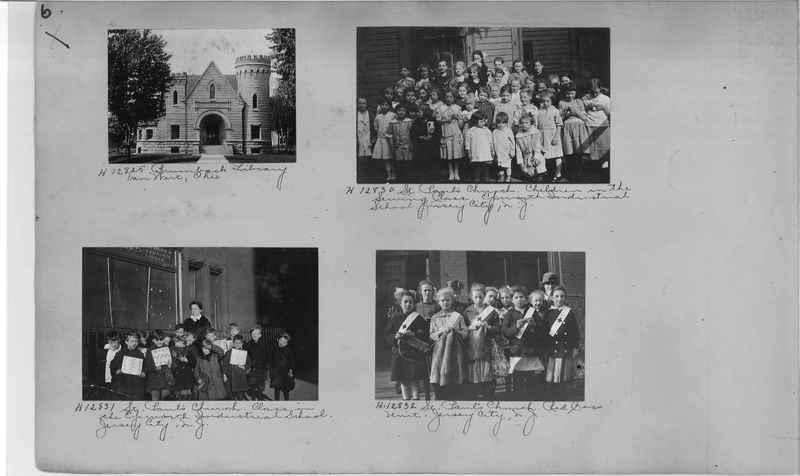 Mission Photograph Album - Cities #7 page 0006