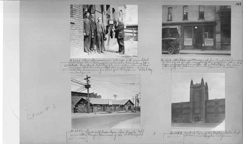 Mission Photograph Album - Cities #3 page 0169
