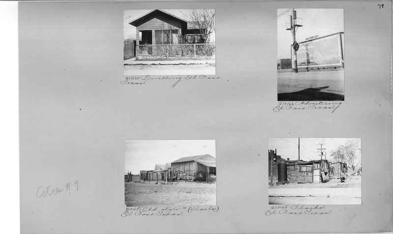 Mission Photograph Album - Cities #9 page 0079