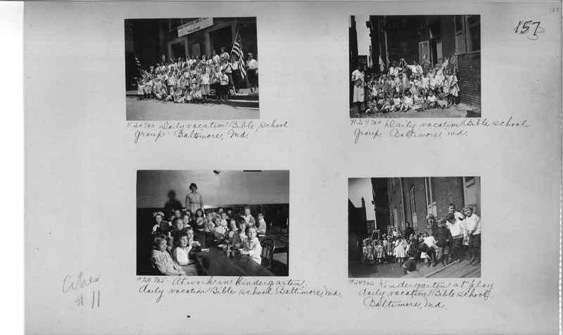 Mission Photograph Album - Cities #11 page 0157