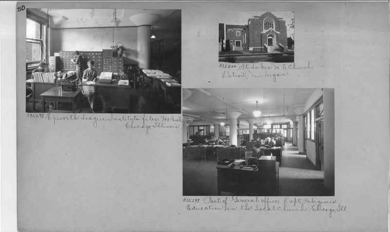 Mission Photograph Album - Cities #16 page 0050