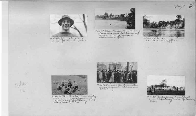 Mission Photograph Album - Cities #6 page 0025