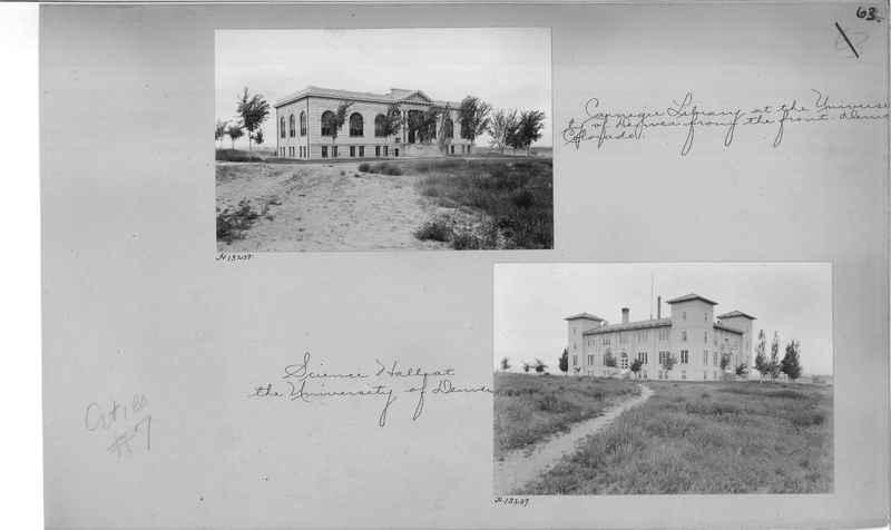 Mission Photograph Album - Cities #7 page 0063