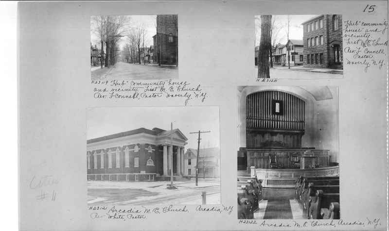 Mission Photograph Album - Cities #11 page 0015