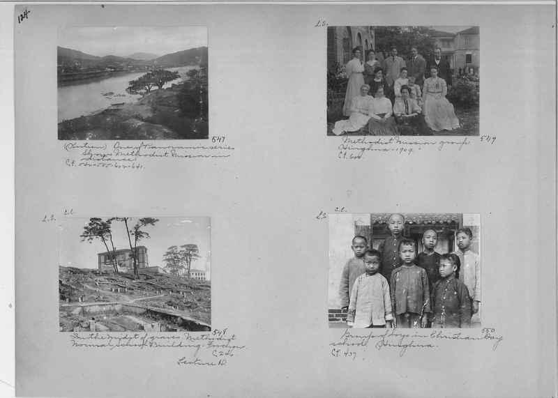 Mission Photograph Album - China #1 page  0124