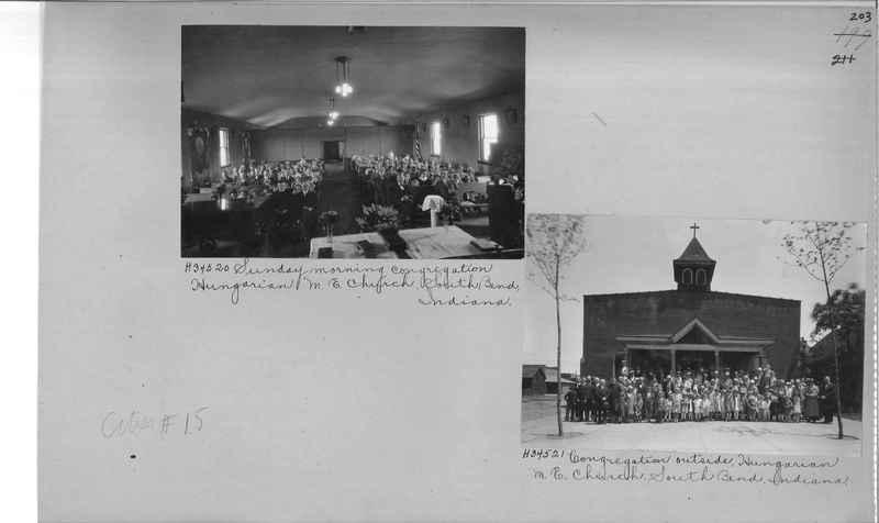 Mission Photograph Album - Cities #15 page 0203
