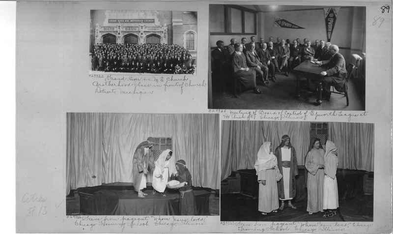 Mission Photograph Album - Cities #13 page 0089