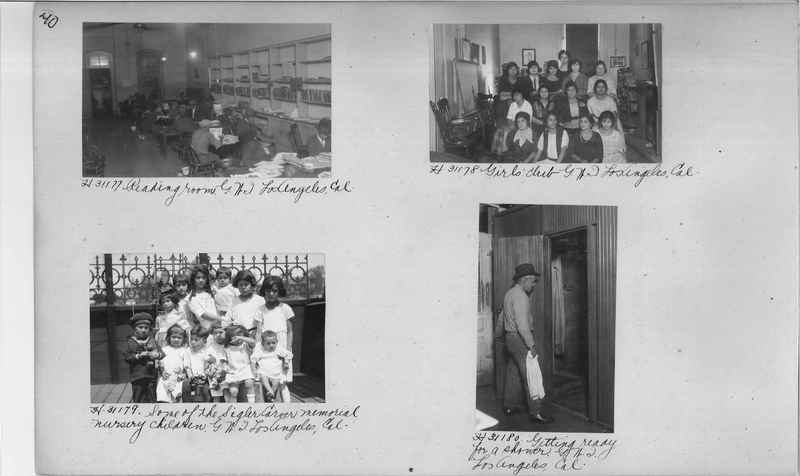 Mission Photograph Album - Cities #14 page 0040