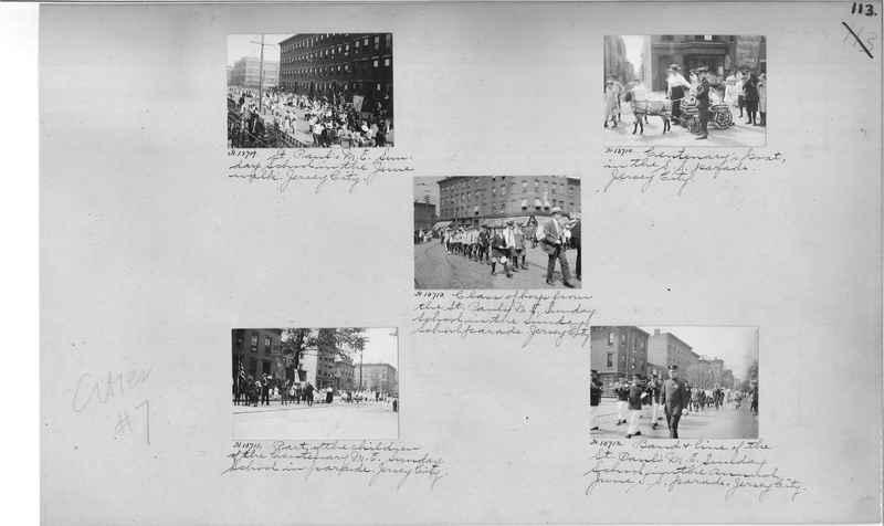 Mission Photograph Album - Cities #7 page 0113
