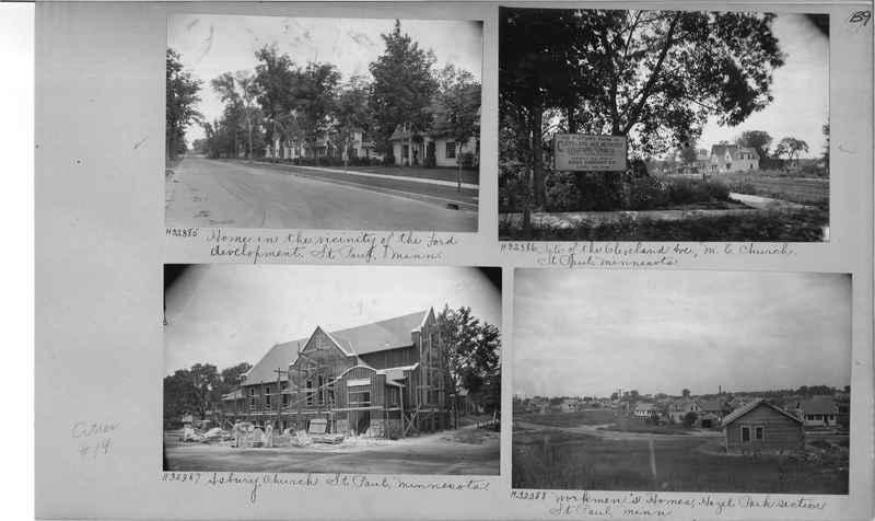 Mission Photograph Album - Cities #14 page 0139