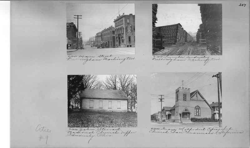 Mission Photograph Album - Cities #9 page 0207