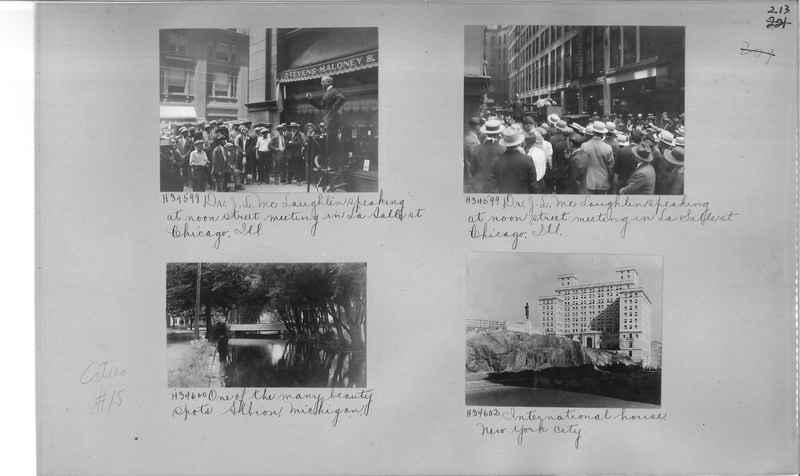 Mission Photograph Album - Cities #15 page 0213