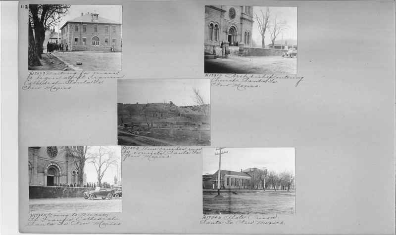 Mission Photograph Album - Cities #9 page 0112