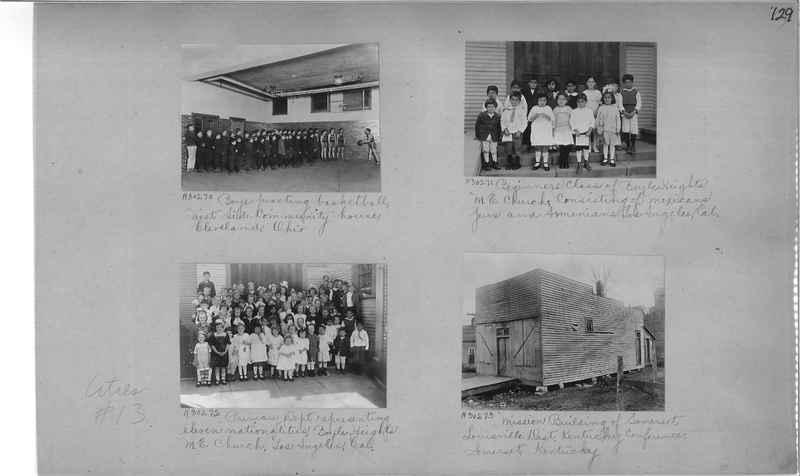 Mission Photograph Album - Cities #13 page 0129