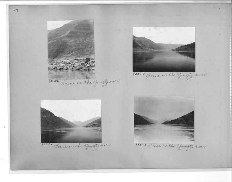 Mission Photograph Album - China #11 pg. 0109
