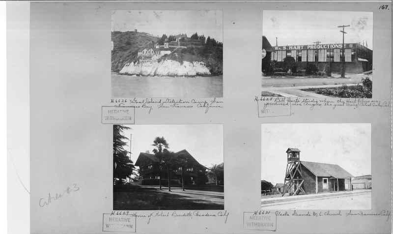 Mission Photograph Album - Cities #3 page 0167