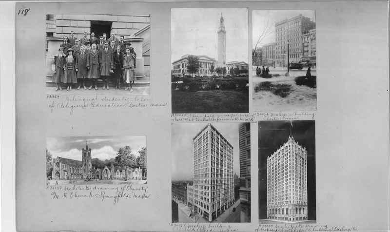 Mission Photograph Album - Cities #13 page 0118