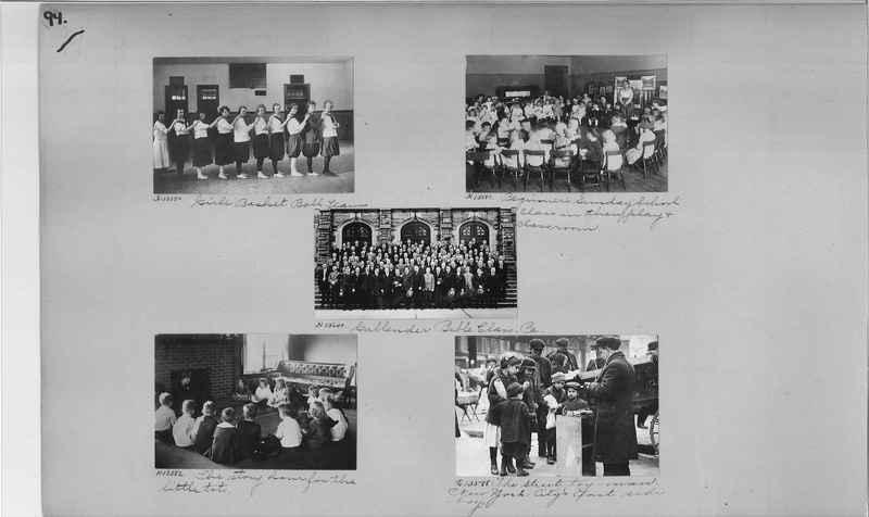 Mission Photograph Album - Cities #7 page 0094