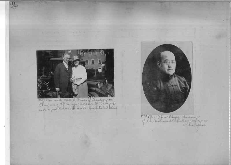 Mission Photograph Album - Portraits #3 page 0136