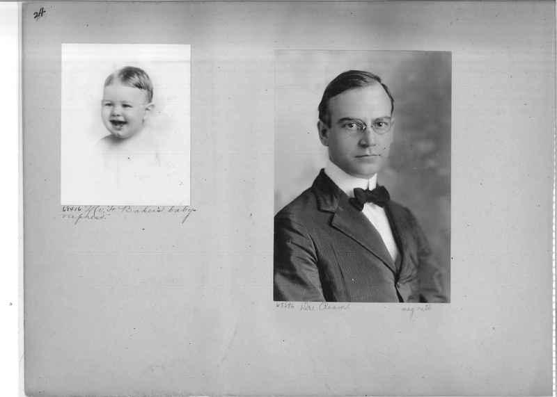 Mission Photograph Album - Portraits #3 page 0024