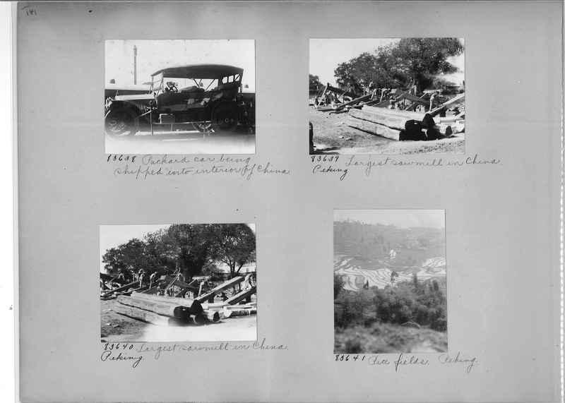 Mission Photograph Album - China #11 page 0181