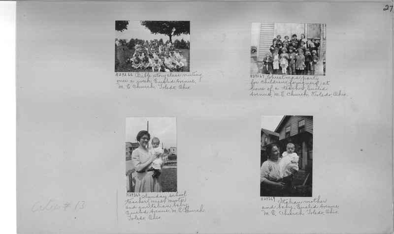 Mission Photograph Album - Cities #13 page 0027