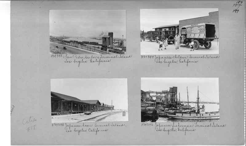 Mission Photograph Album - Cities #15 page 0189