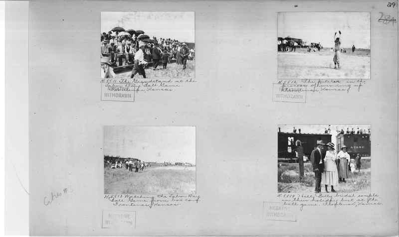Mission Photograph Album - Cities #3 page 0029