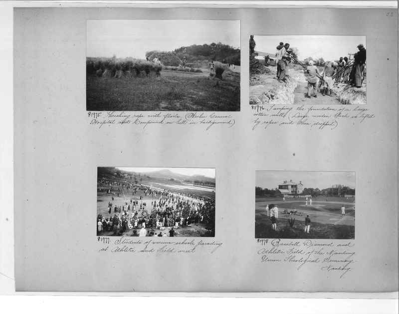Mission Photograph Album - China #11 pg. 0033