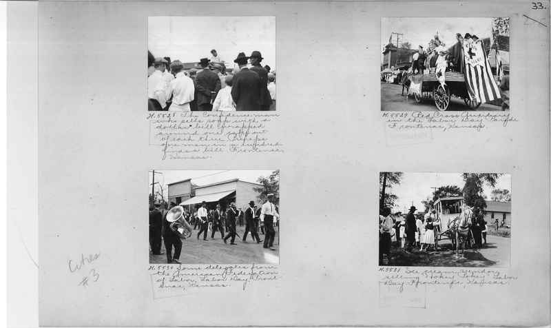 Mission Photograph Album - Cities #3 page 0033