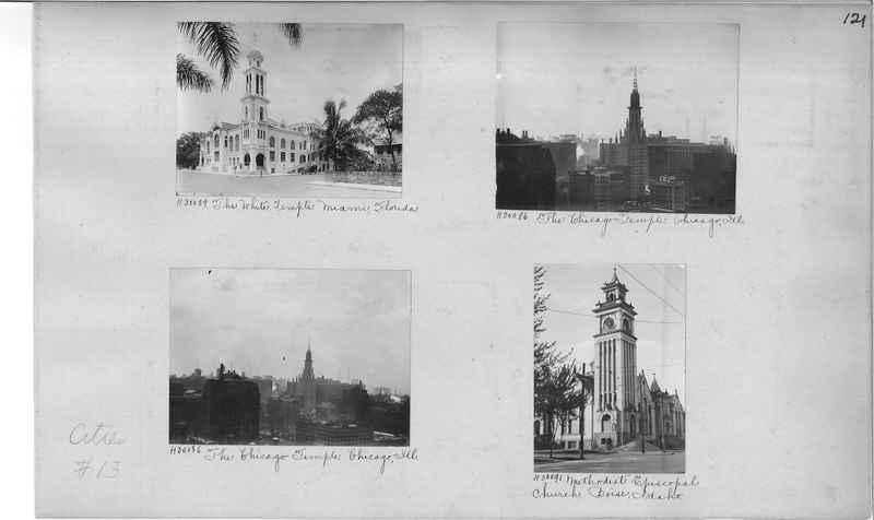 Mission Photograph Album - Cities #13 page 0121