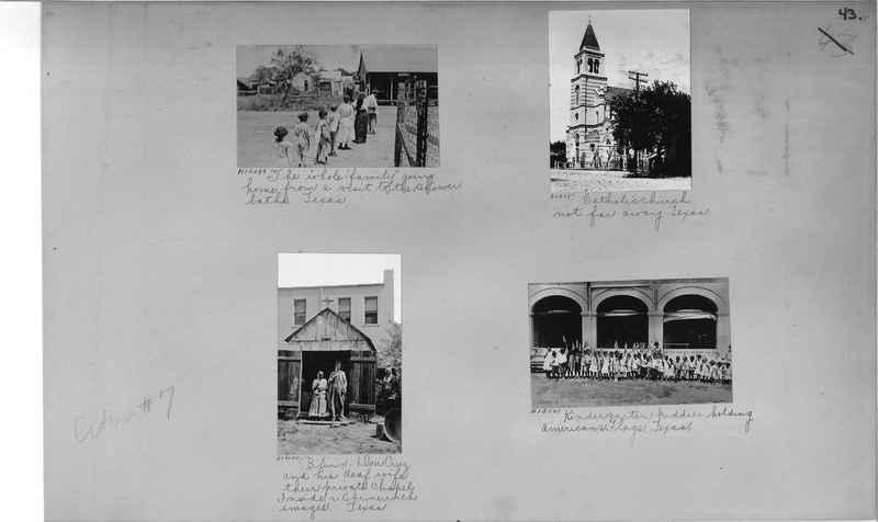 Mission Photograph Album - Cities #7 page 0043