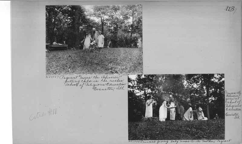 Mission Photograph Album - Cities #11 page 0113