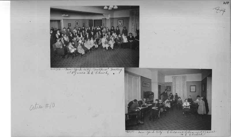 Mission Photograph Album - Cities #10 page 0217