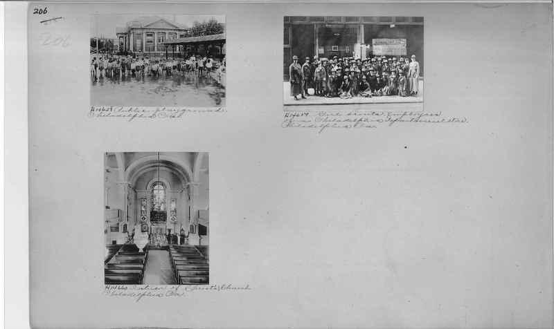 Mission Photograph Album - Cities #7 page 0206