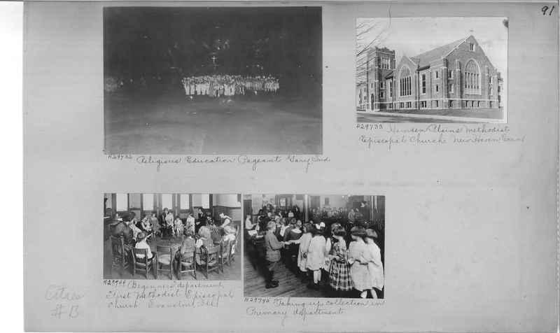 Mission Photograph Album - Cities #13 page 0091