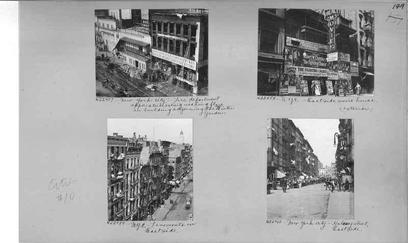 Mission Photograph Album - Cities #10 page 0149
