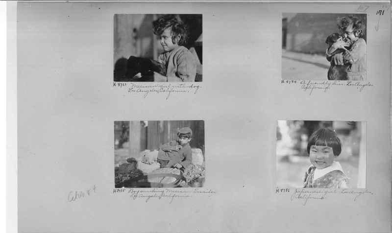 Mission Photograph Album - Cities #4 page 0171
