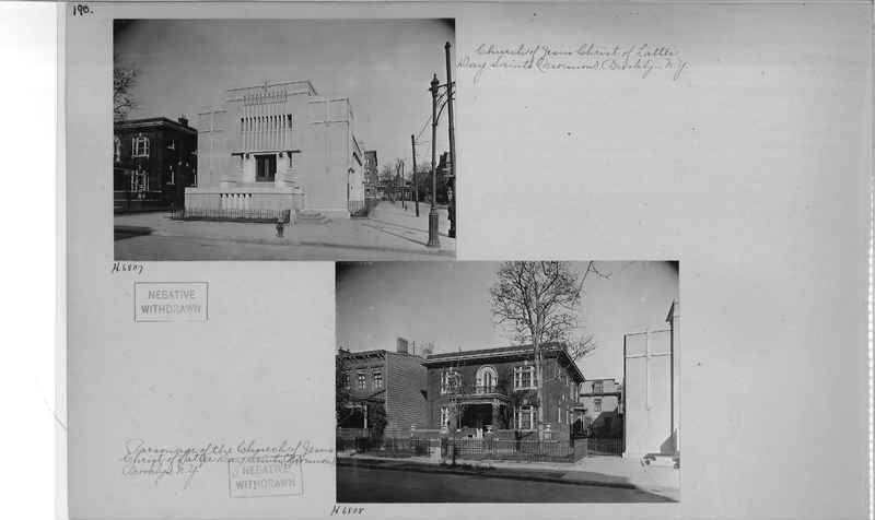 Mission Photograph Album - Cities #3 page 0190