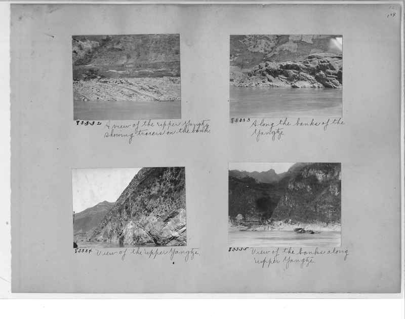 Mission Photograph Album - China #11 pg. 0104