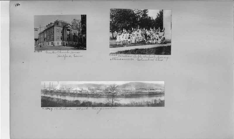 Mission Photograph Album - Cities #9 page 0186