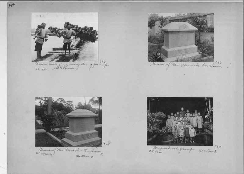 Mission Photograph Album - China #1 page  0144