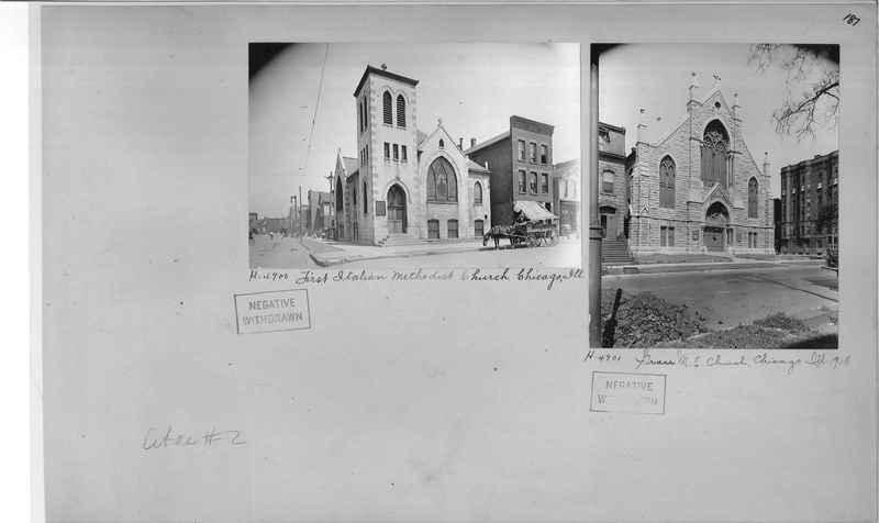 Mission Photograph Album - Cities #2 page 0187