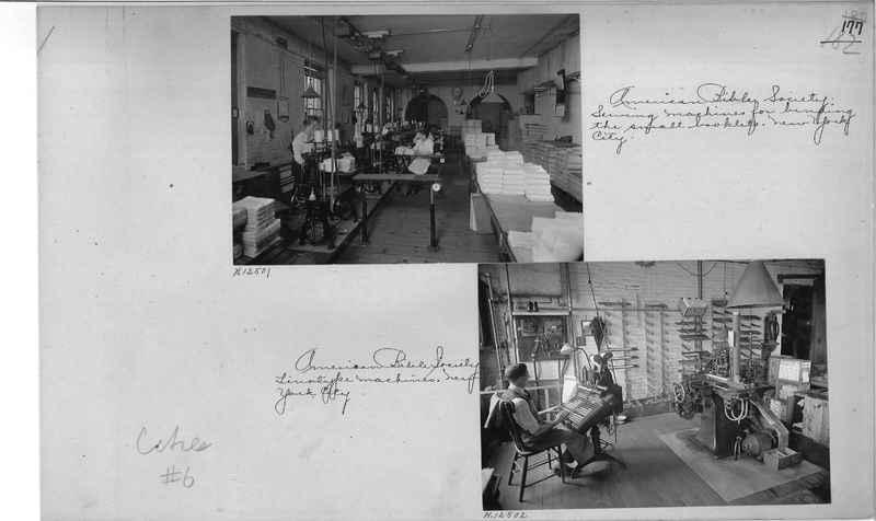 Mission Photograph Album - Cities #6 page 0177